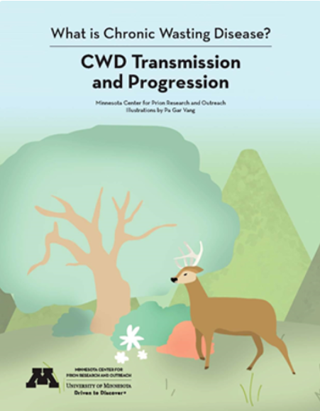 Chronic wasting disease transmission and progression e-booklet