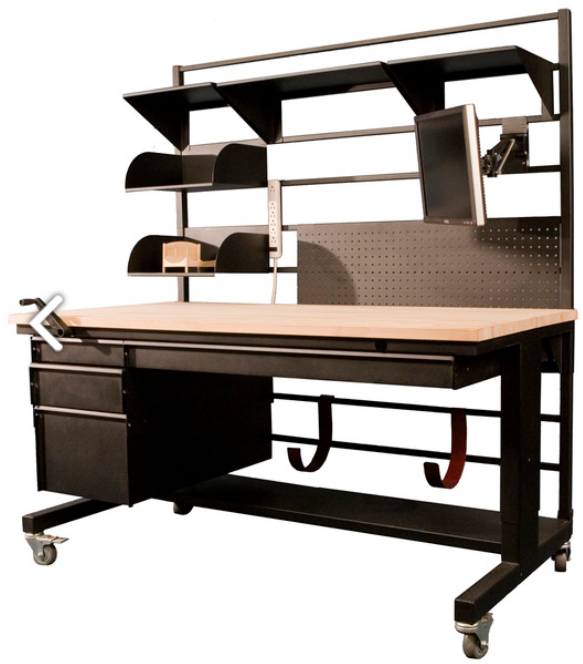 CDesK© - Modular Desk / Workstation Design and Manufacturing Specifications