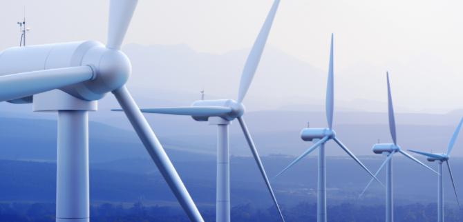 Control system to optimize wind turbine farm efficiencies