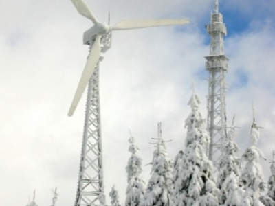 Wind turbine icing loss forecasting software