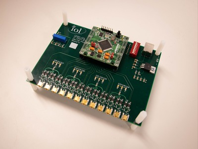 MIPI C-PHY Reference Termination Board (RTB)