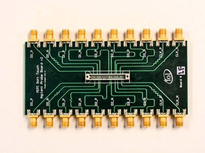 Soft-Touch Board
