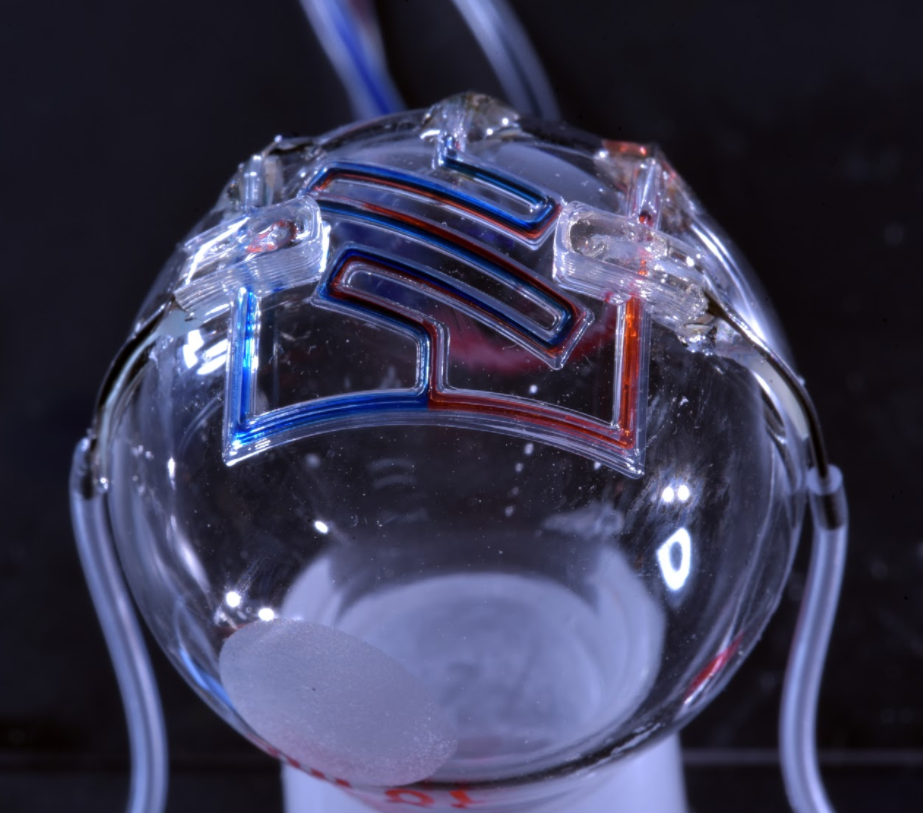 3D Printed Microfluidic Channels and Networks