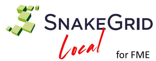SnakeGrid Local for FME Desktop