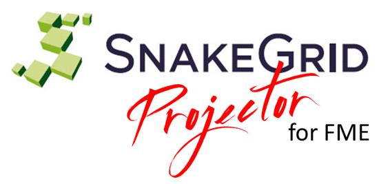 SnakeGrid Projector for FME Desktop