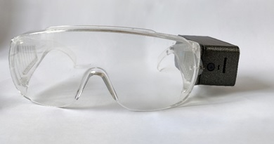 Online safety goggles