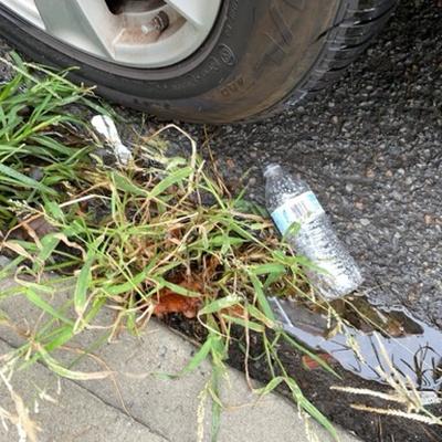 Trash near 14-47 28th Avenue, New York