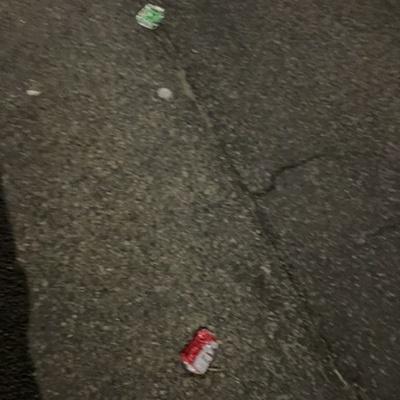 Trash near 14-14 29th Avenue, New York