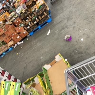 Trash near 32-50 Vernon Boulevard, New York