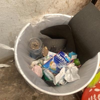 Trash near Reyna Victoria, Secc. Barrio Real, Culiacán, Culiacán Rosales, Culiacán, Sinaloa, 80080, Mexico