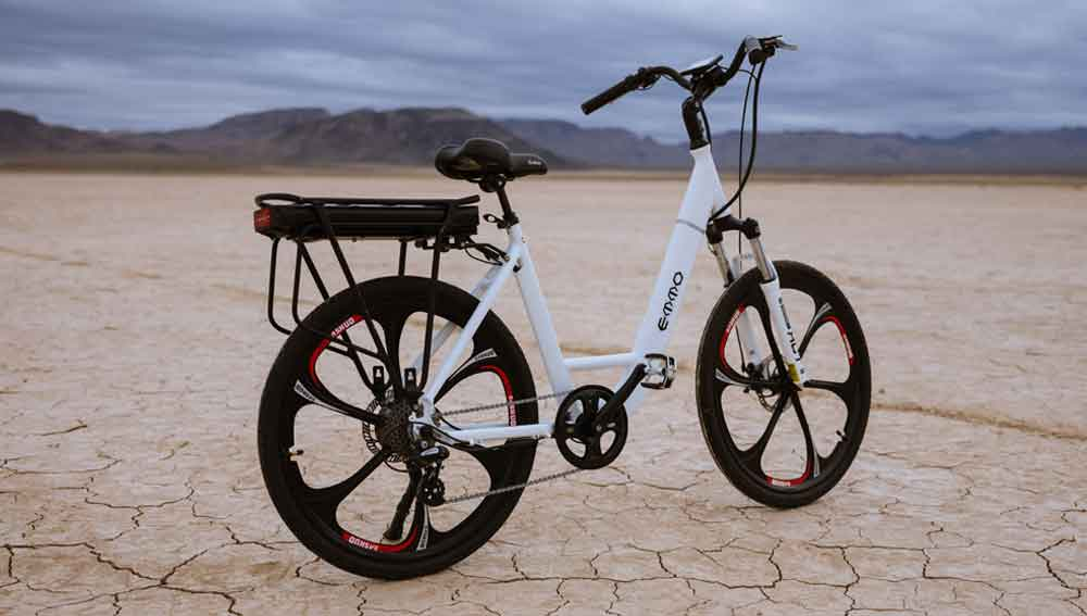 Emmo Electric Bicycle New VGO