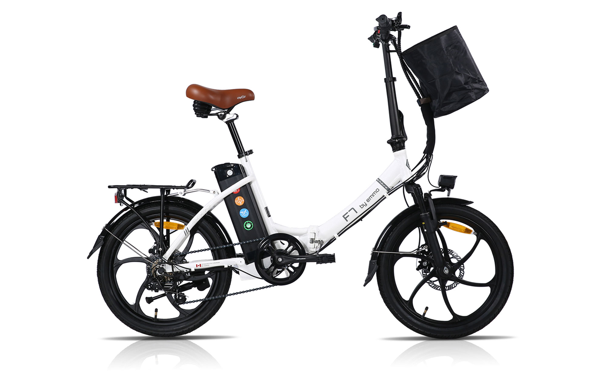 Emmo Foldable Electric Bicycle - F7