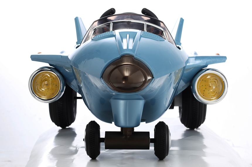 Emmo - Toy Car - Airplane