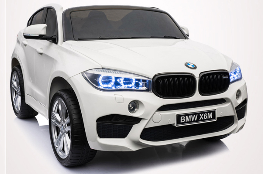 Emmo - Toy Car - BMW X6 Twin (OUT OF STOCK)