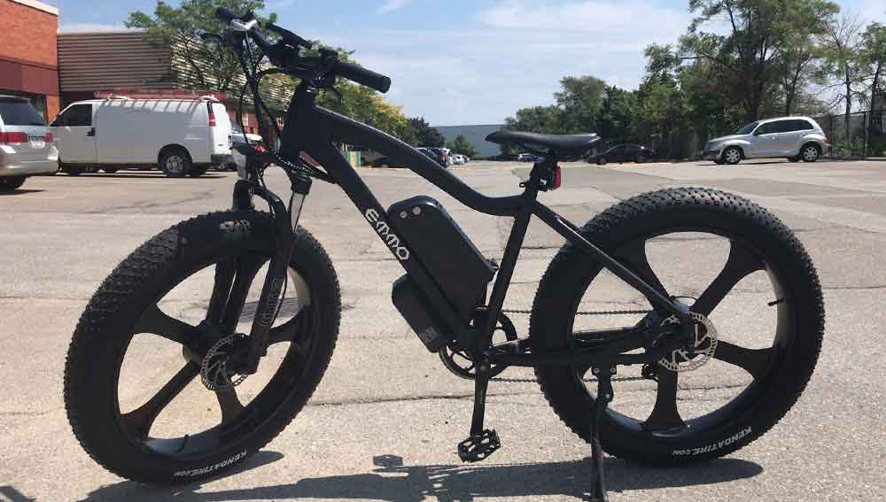 Emmo Electric Bicycle E-Wild GTS
