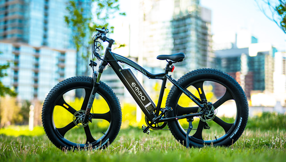 Emmo Electric Bicycle E-Wild S