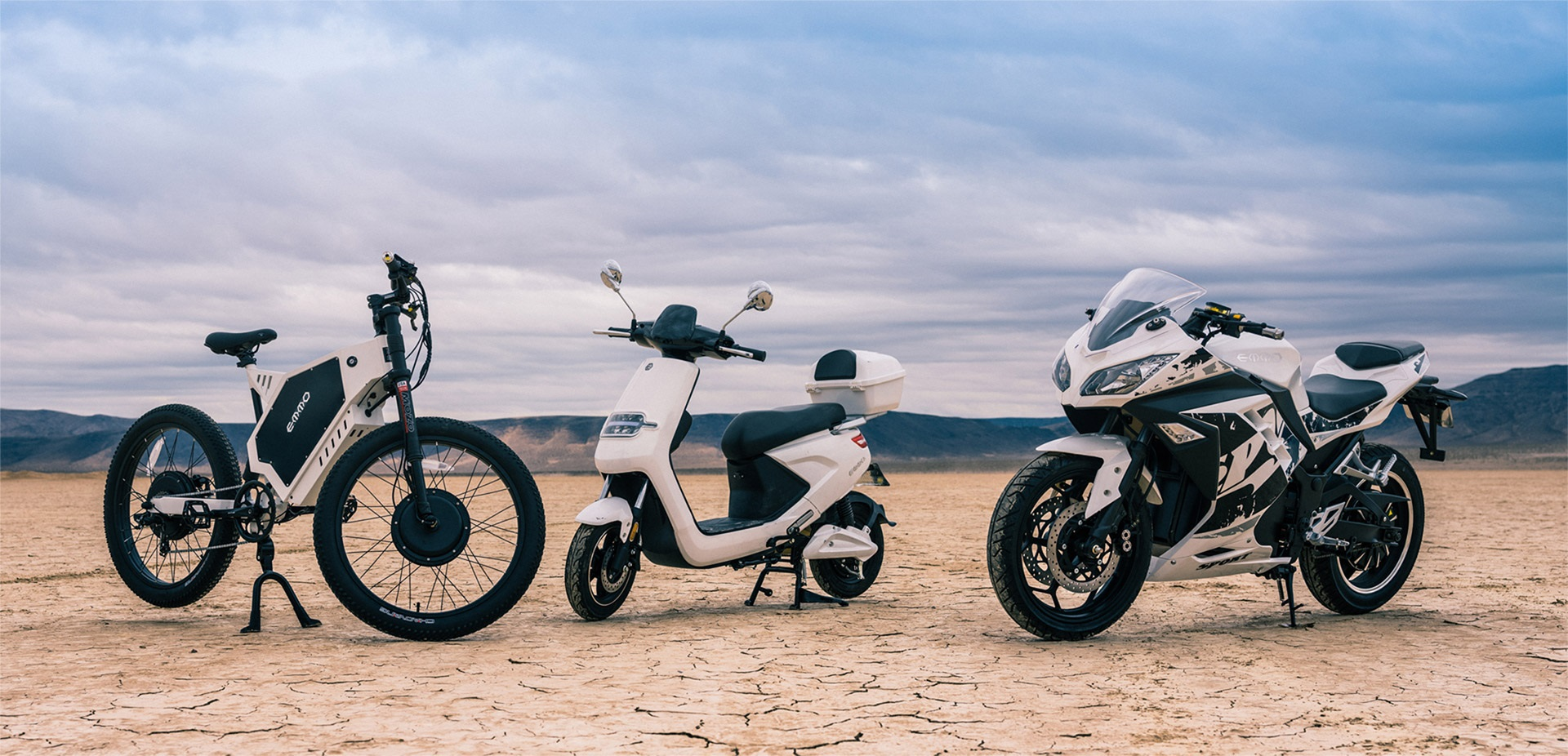 Emmo Canada: Ebikes, Electric Bicycles, Electric Motorcycles