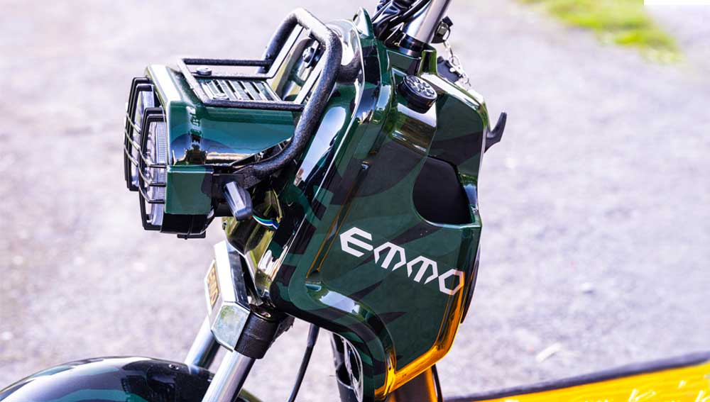 Emmo Monster S - 84V