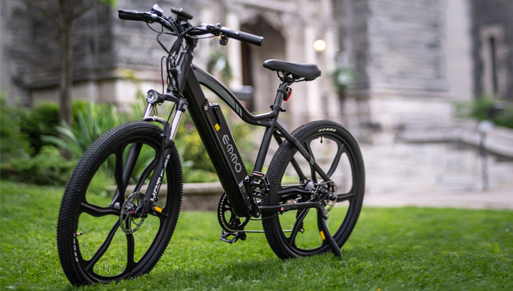 Emmo Electric Mountain Bike Monta