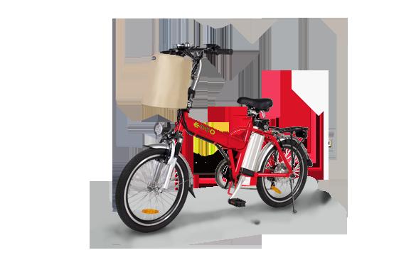 Emmo Electric Bike F6