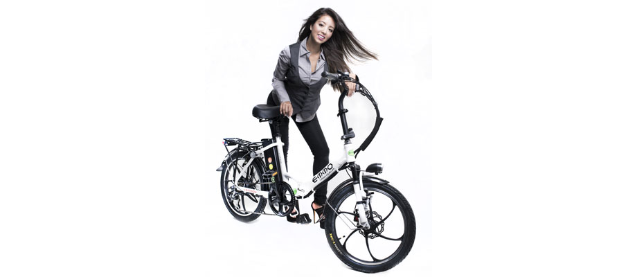 Emmo Electric Bicycle F7