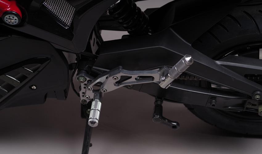 Emmo Proton GTS - Motorcycle Style Ebike