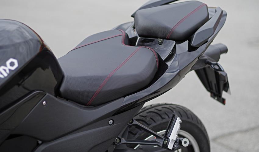 Emmo Zone - Motorcycle Style Ebike