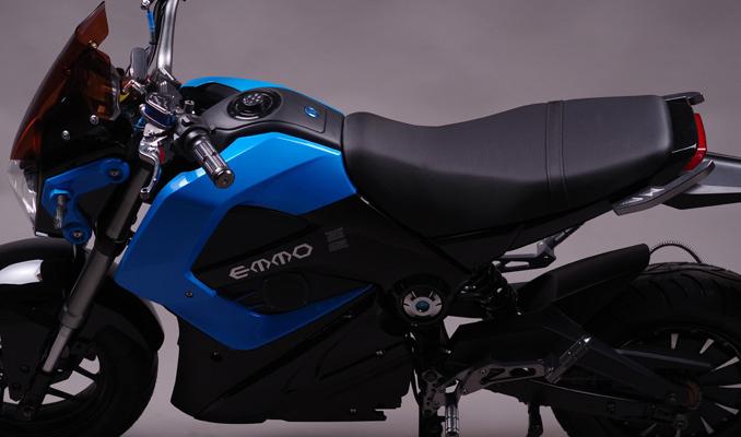 Motorcycle Style Ebike – Knight Sport
