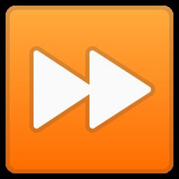 Fast Forward Button Emojibuff
