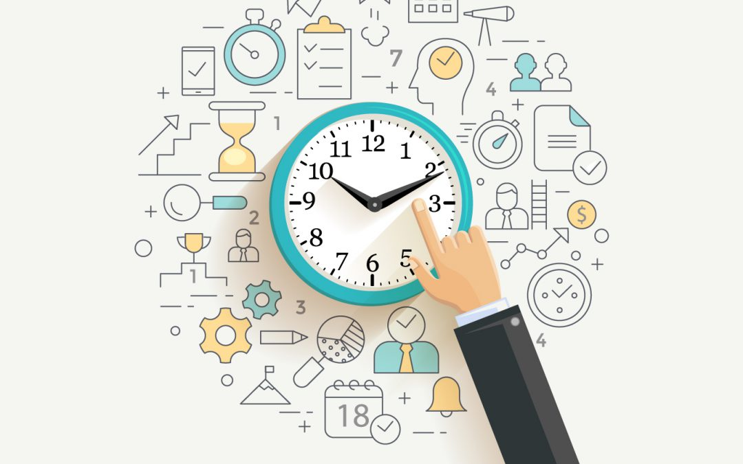 Create your own success by managing your time