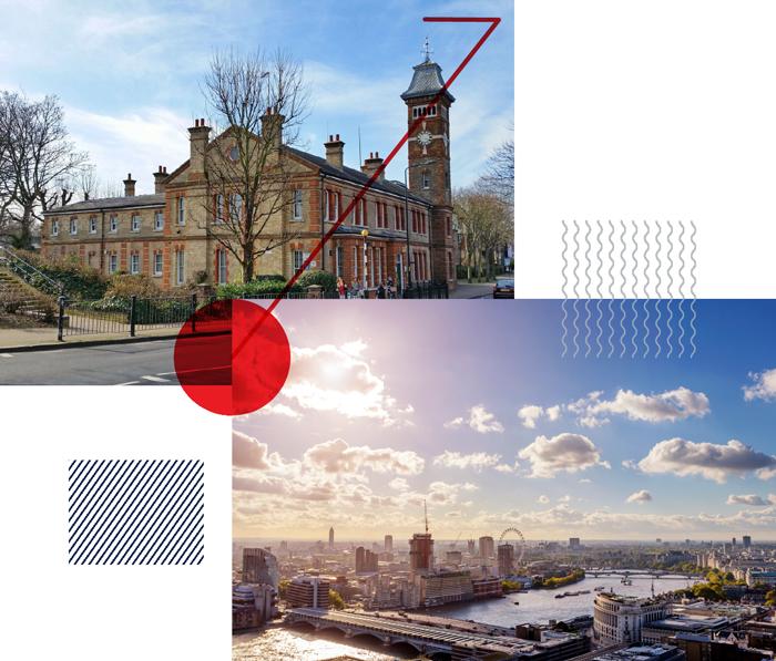 London campus