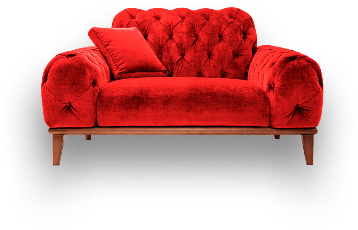 LCIBS Red Couch