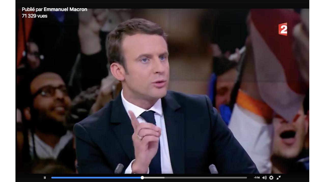 Capsule EM sur France 2