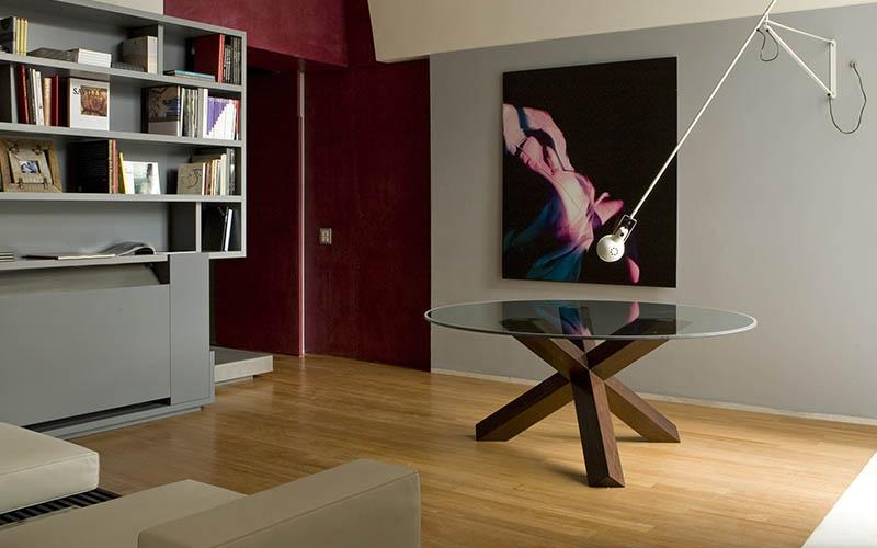 Simmetrie: Giuseppe Di Prima and Cassina