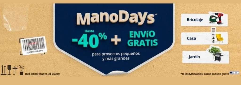 ¡¡Llegan los ManoDays!!