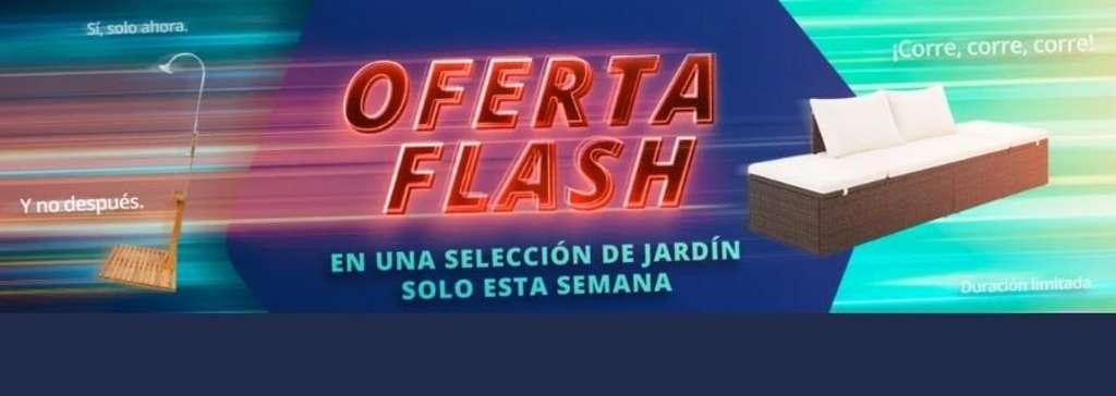 ¡Oferta Flash en ManoMano!