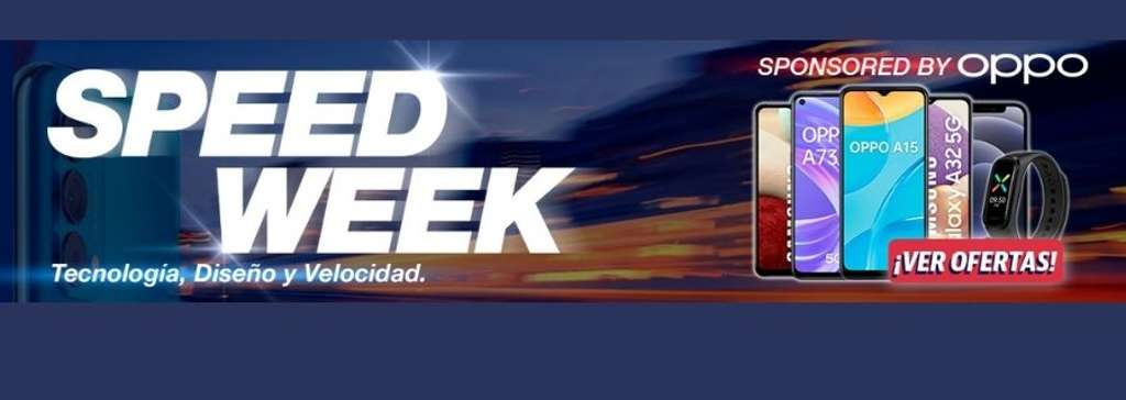 ¡Speed Week en Phone House!