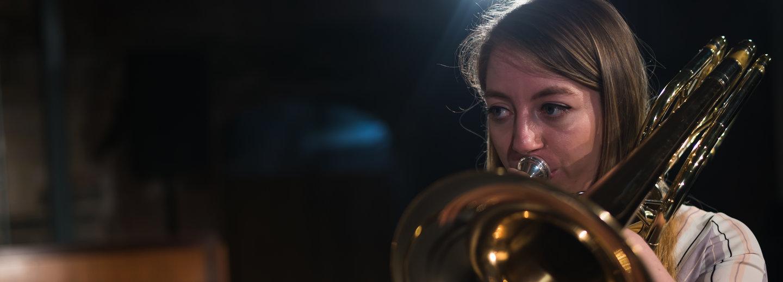Book Anna Brown, Bass Trombonist in London - Encore Musicians