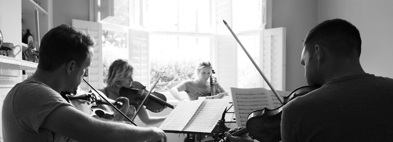 Book Estilo String Quartet, String quartet in London - Encore Musicians