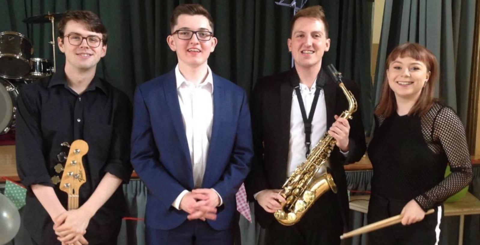 Book Harry Thomson Ceilidh Band, Ceilidh band in Edinburgh - Encore  Musicians