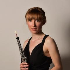Katie Lewis Oboe Player in Ely