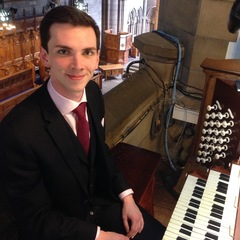 Adam Wilson Organist in Edinburgh
