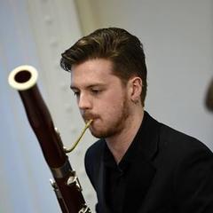 Donagh Marnane Bassoonist in Glasgow