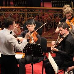 Michael Tang Viola Player in Edinburgh