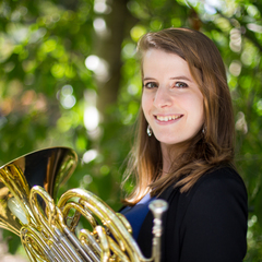 Frances Leith French Horn Player in London