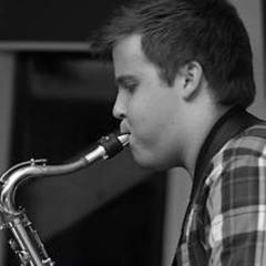 Tim Hubener Saxophone Player in Cambridge