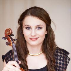 Hannah Roper Violinist in Birmingham