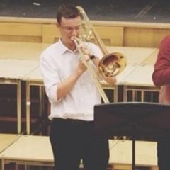 Ewan Day-Collins Trombone Player in Cambridgeshire