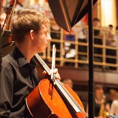 Ben Grant Cellist in Cambridge