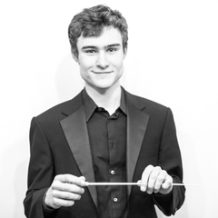 Bertie Baigent Conductor in London